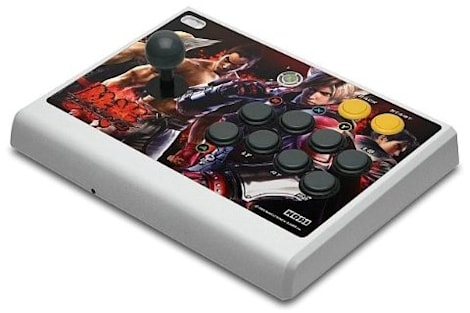 Hori Tekken 6 Limited Edition Wireless Fight Stick For Xbox 360 Photos Specs And Price Engadget