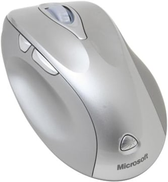 6238d05cf40 Microsoft Wireless Laser Mouse 6000 review - Engadget