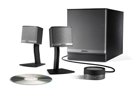 bose companion 3 series ii review engadget. Black Bedroom Furniture Sets. Home Design Ideas