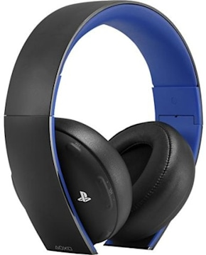 Sony Playstation Gold Wireless Headset Photos Specs And Price Engadget