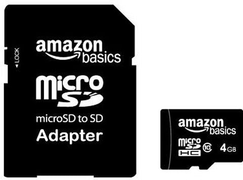 microSDHC Class 10 Flash Memory Card