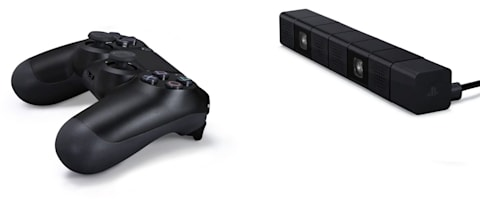 Camera for PlayStation 4