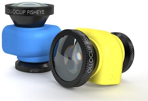 3-in-1 Photo Lens for iPhone 5c