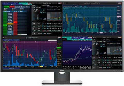43 Multi-Client Monitor