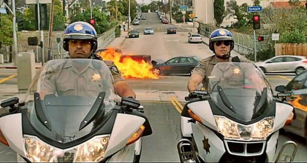 Image result for CHiPs 2017 movie scenes
