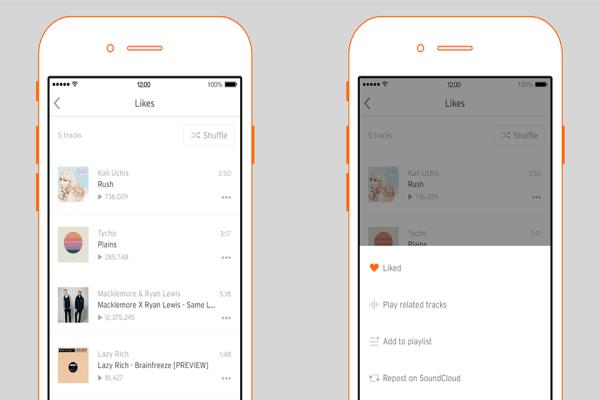 最新的 iOS 版 SoundCloud 令到發掘新音樂變得更容易