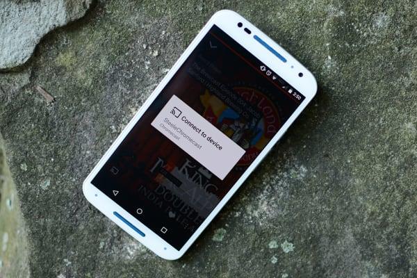 SoundCloud 的 Android app 已支援 Google Cast