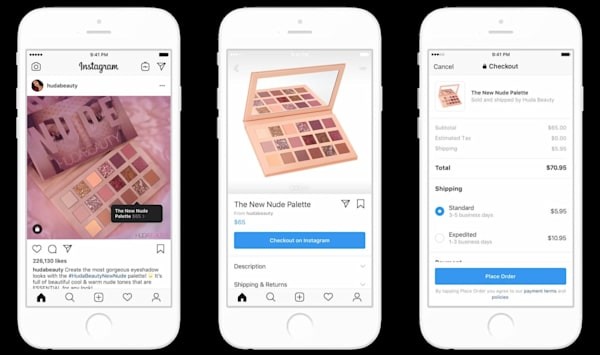 5438e534a5e3a Instagram will let you buy products without leaving the app