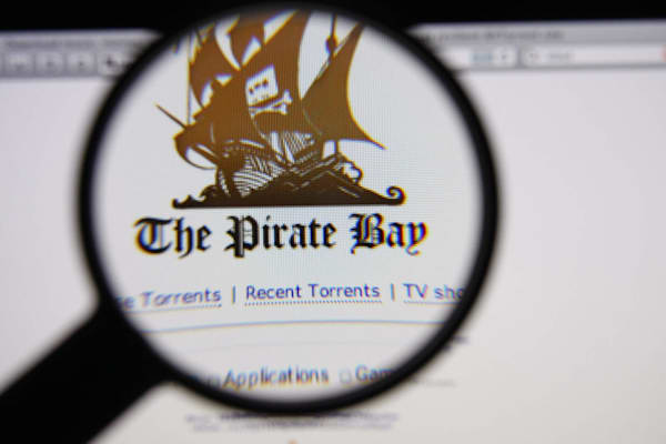 de pirate bay