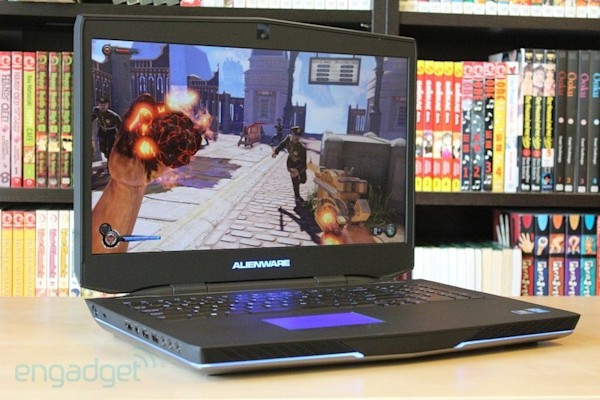 Alienware 14 and 17 review: Dell's new gaming laptops are fast