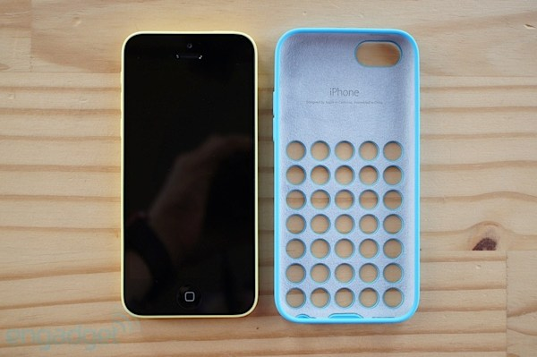 Iphone 5c Review Engadget