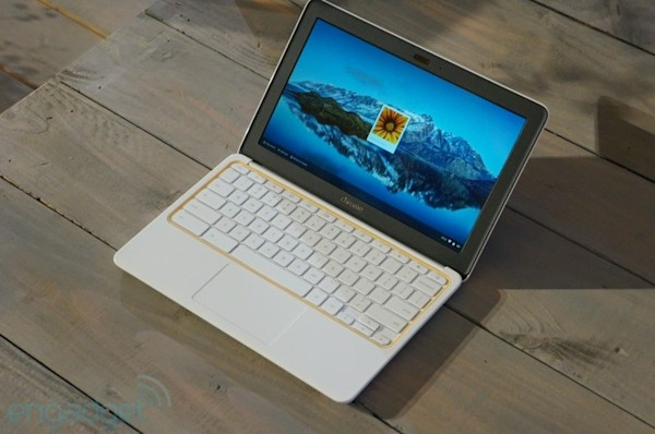 Google announces HP Chromebook 11 for $279, we go hands-on