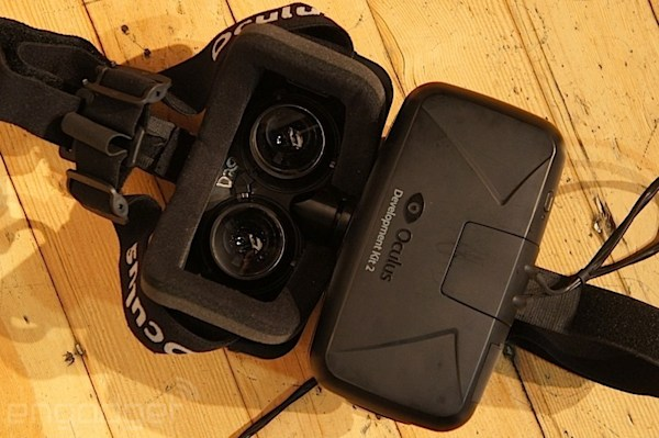 The new Oculus Rift costs $350 and this is what it's like