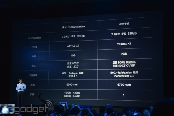 Xiaomi's first tablet offers powerful gaming on the cheap (video)