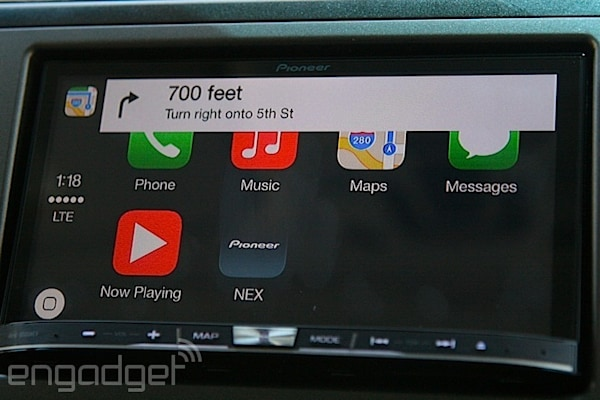 Add Apple CarPlay to your existing ride with Pioneer's latest head units