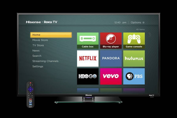 Roku-powered TVs now let you skip the set-top box