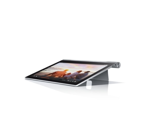 Lenovo's new 'Yoga' tablets run Android and Windows, one has a built