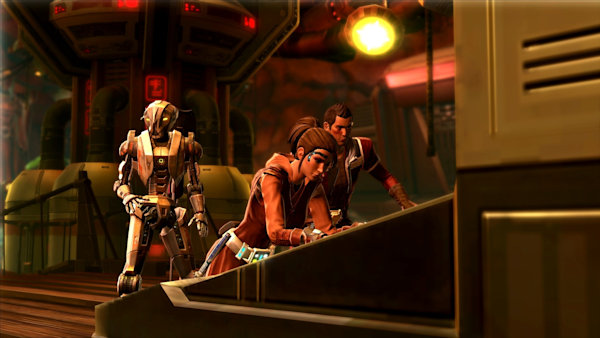 BioWare on SWTOR's Revan expansion, upcoming species, and