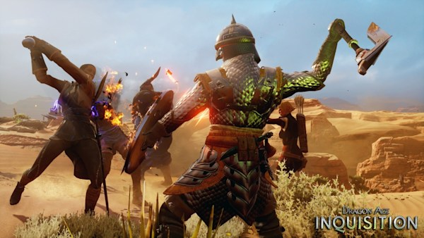 Dragon Age: Inquisition review: Tipping the scales