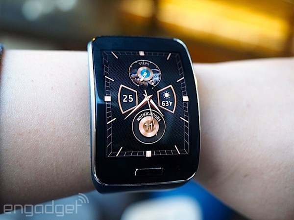 Samsung Gear S review: an ambitious and painfully flawed