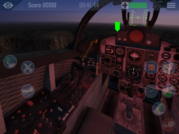 X-Plane 10 is out for iOS and it is terrific