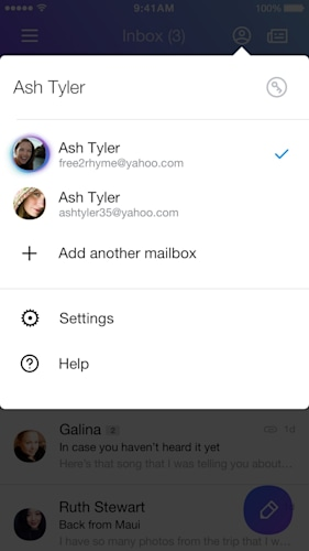 Yahoo Mail drops passwords and adds third-party email support for