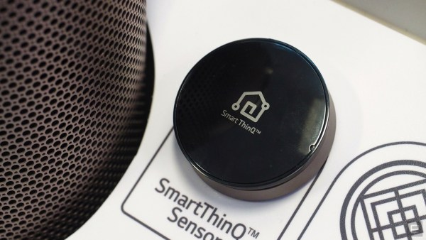LG's SmartThinQ wants to be the main hub for your smart home
