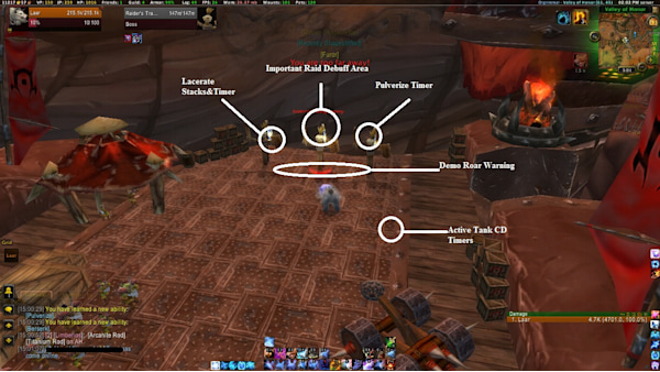 Reader UI of the Week: Vhei's Cataclysm 2 0 UI packed up for you