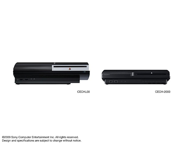 Sony unveils slimmer PS3: $300, lands in September (updated!)