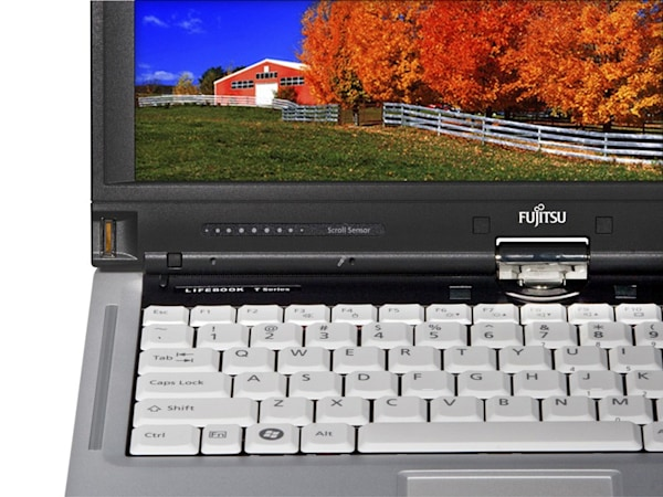 Fujitsu gifts LifeBook T5010 convertible tablet with