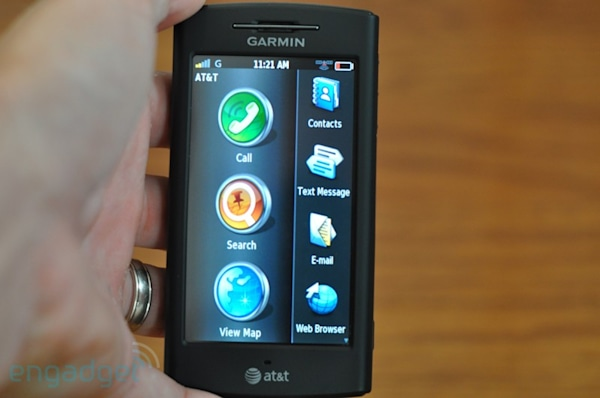 Garmin-Asus nuvifone G60 review