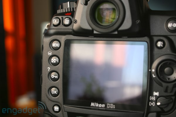 Shooting around with the Nikon D3S: the field review