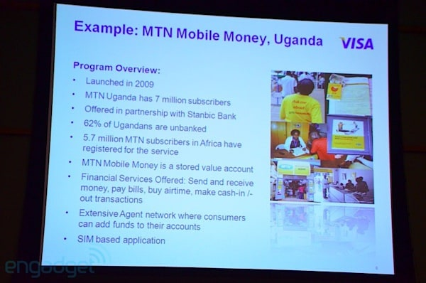 Visa aims at developing countries with new international prepaid