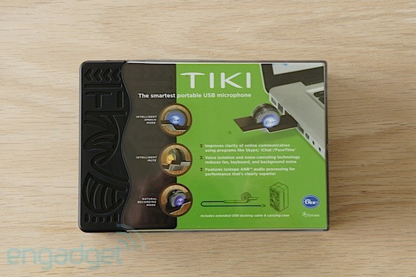 Blue Microphones Tiki USB microphone review: a thumbdrive-sized mic