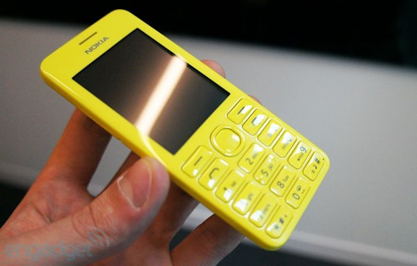 Hands-on with the Asha 205 and Nokia's Slam quick-sharing feature