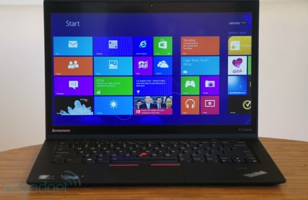 Lenovo ThinkPad X1 Carbon Touch review: one of our favorite