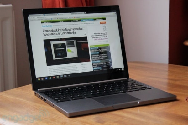 Chromebook Pixel review: another impractical marvel from Google