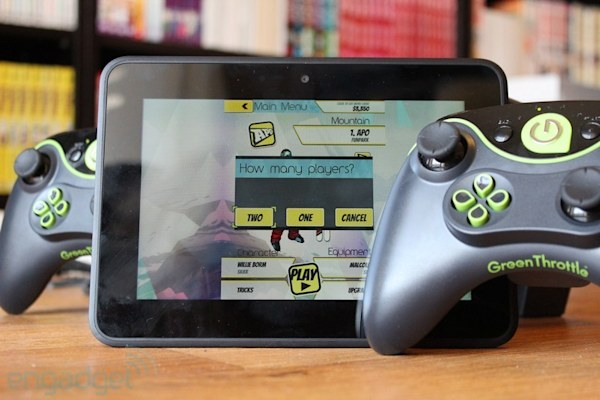Green Throttle officially launches its Android gaming