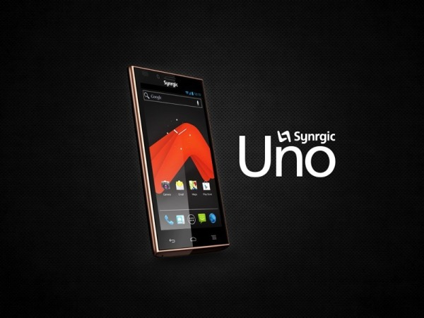 Synrgic Uno debuts as one of the last TI OMAP-powered