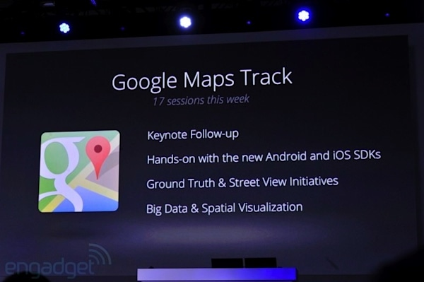 Google Maps redesigned with improved search and tablet UI