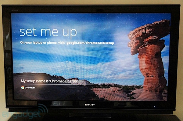Google Chromecast review: can you make your dumb TV a smart