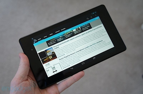 Nexus 7 review (2013)