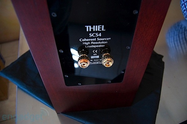 THIEL SCS4 speaker review