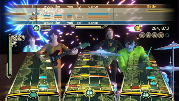Hands-on with The Beatles: Rock Band story mode