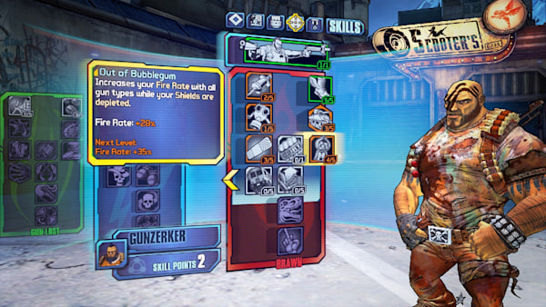 Borderlands 2 commando special ability