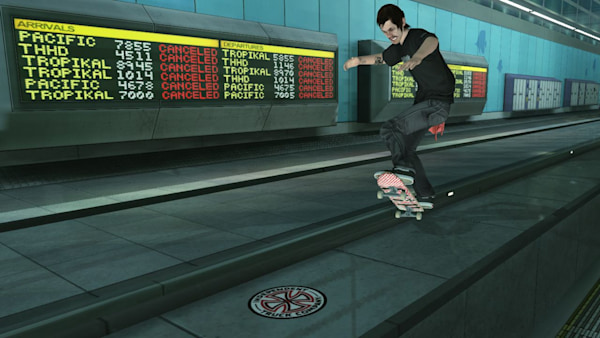 Tony Hawk's Pro Skater HD 'Revert' DLC drops Dec  4