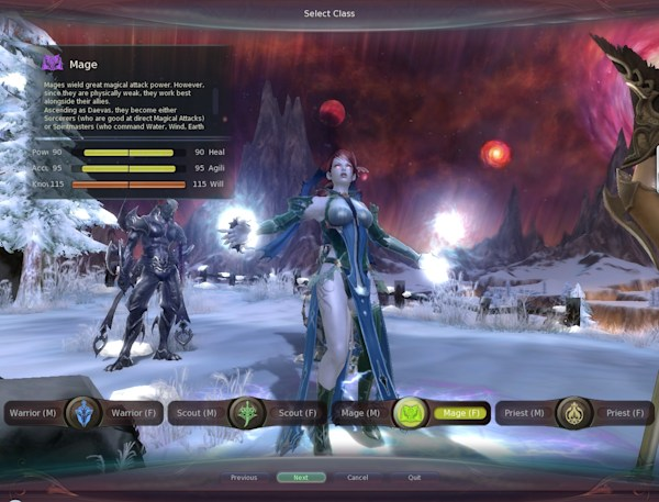 Hands on with the Aion beta: Your first steps in Asmodae