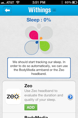 Withings Health Companion app: A new way to look at personal fitness