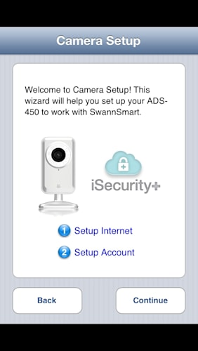 SwannSmart ADS-450 WiFi Network Camera: Review and giveaway
