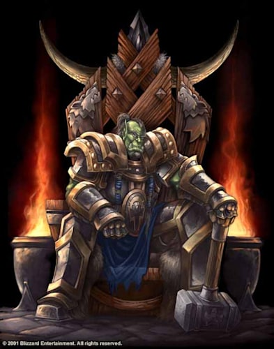 Know Your Lore: High Overlord Saurfang